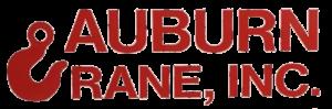 Auburn crane inc logo