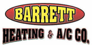 Barrett Heating & A:C Logo