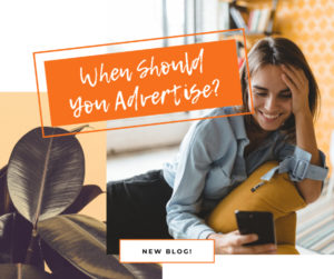 When should you advertise cover_lawrence media