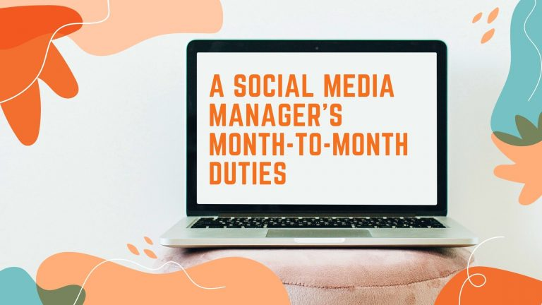 social media managers month