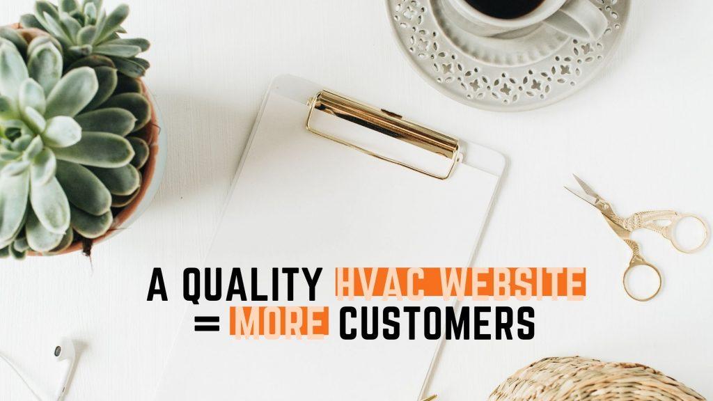 quality hvac website